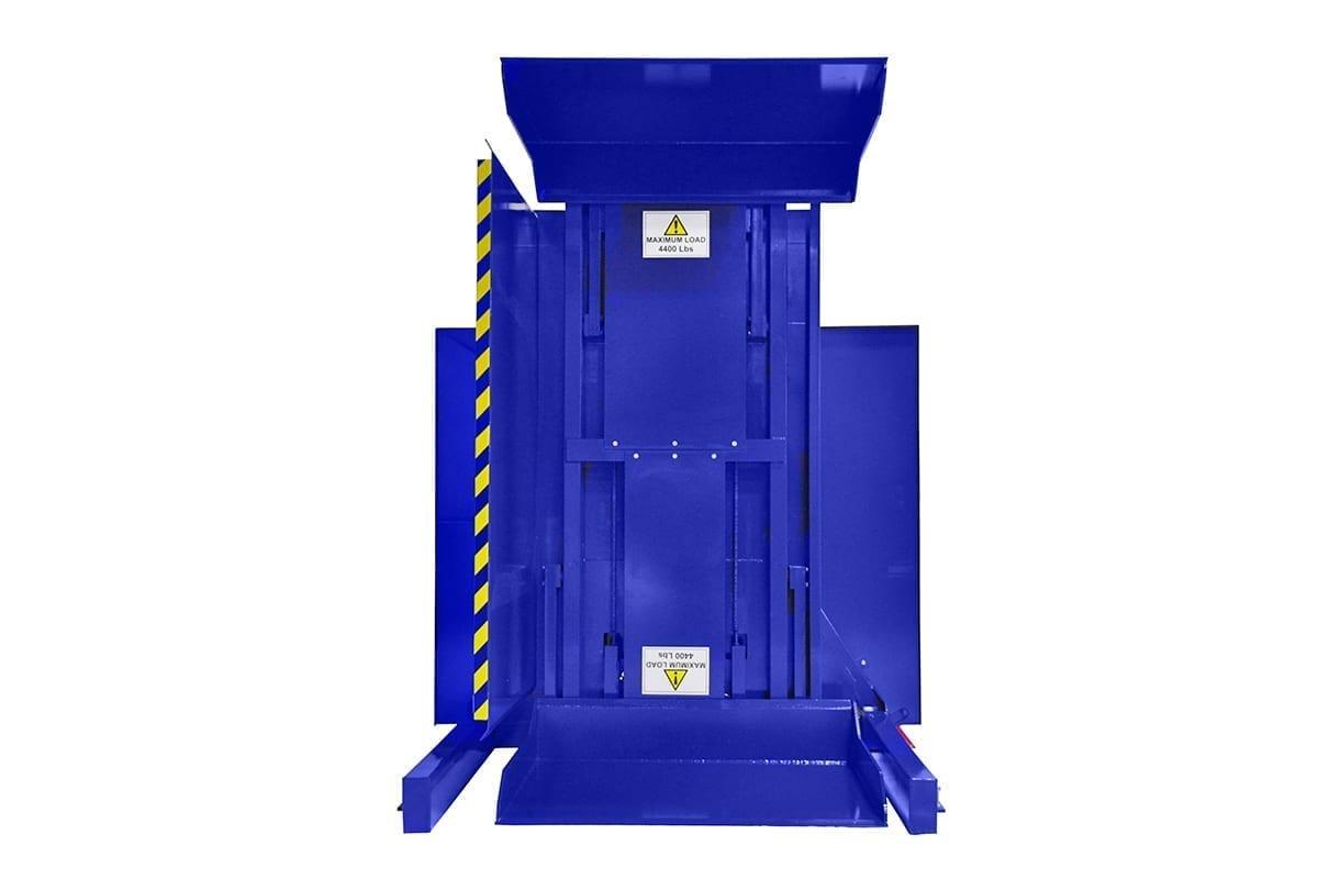 1. Dual Clamp FSDC BUCKET Ground Loaded Pallet Inverter