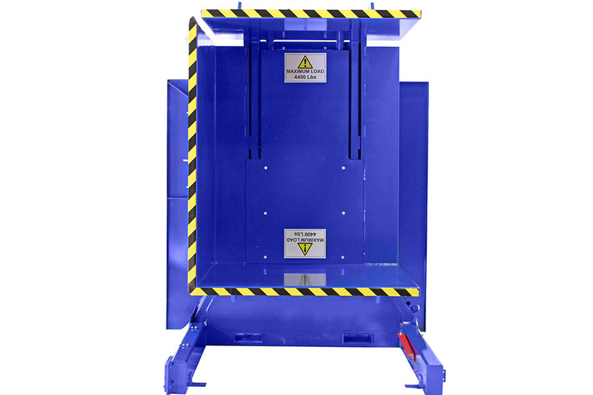 5.-Single-Clamp-FS-1900-Push-Button-Control-with-Standard-Guarding-Pallet-Inverter