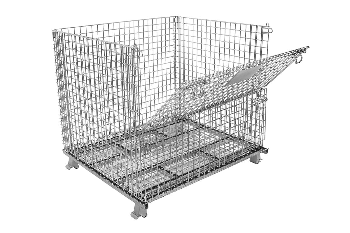XL DropGate Wire Basket by Premier