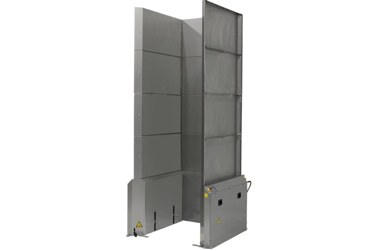 Stainless Pallet Dispenser
