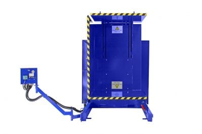 3. Single Clamp FS 1900 Lever Control Pallet Inverter