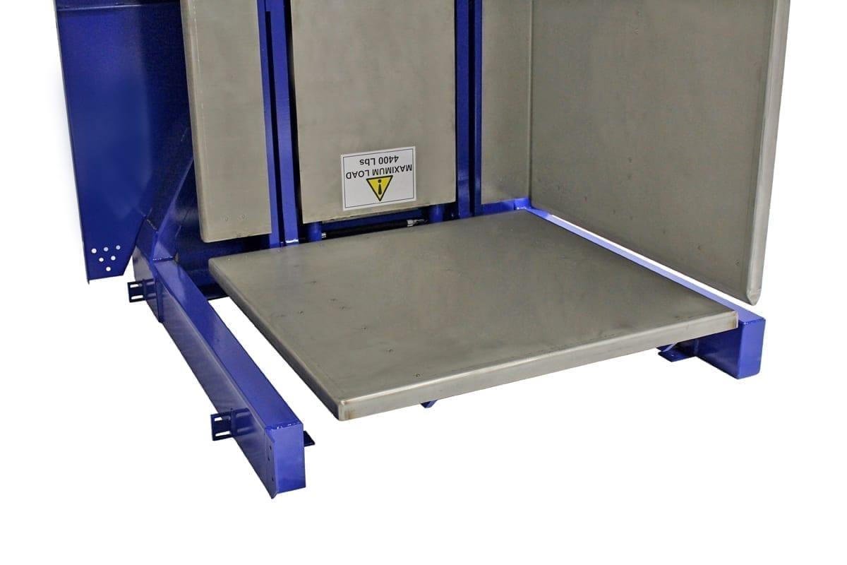 Stainless Pallet Inverter 2
