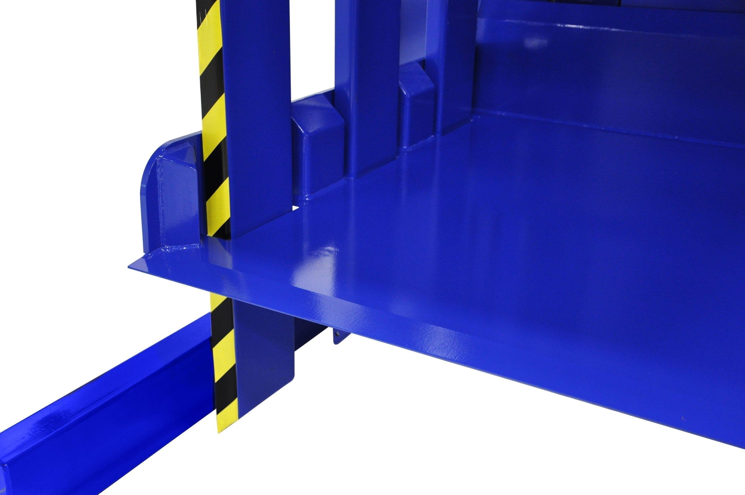 Dual Clamp &Quot;Fsdc Bars&Quot; Pallet Inverter 3