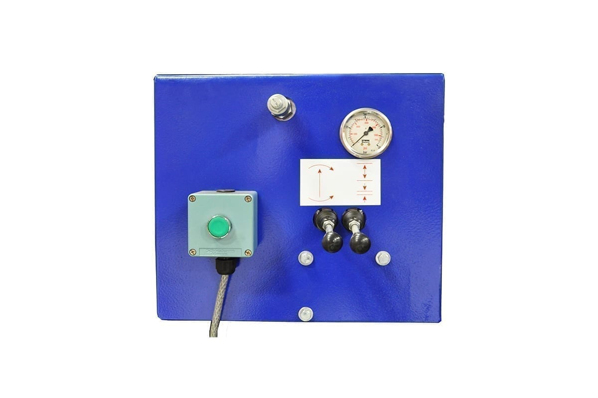 8. Pallet Inverter Lever Control Option