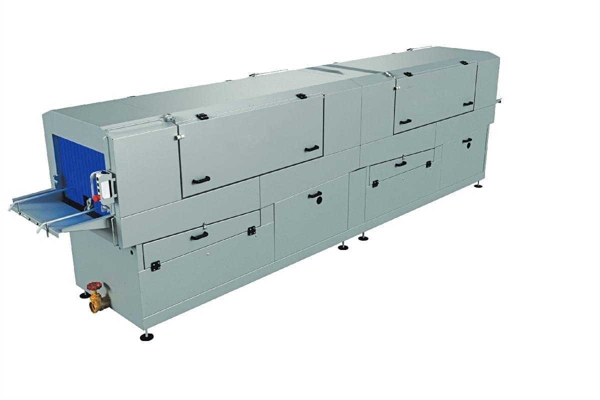 Ekw-5000 Crate Washer