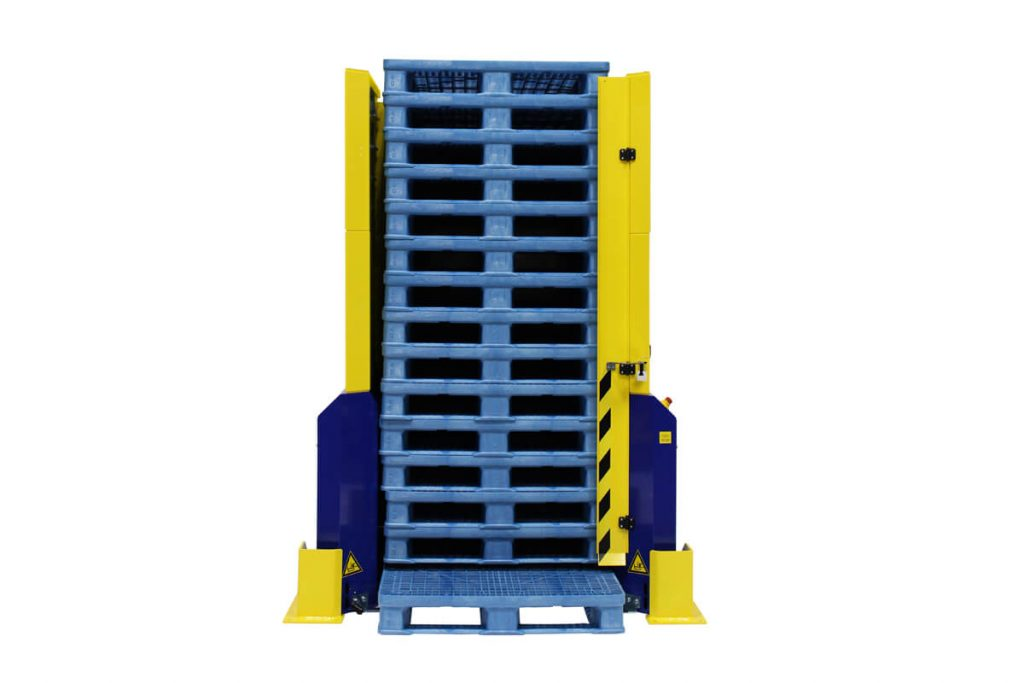 How To Use A Pallet Dispenser 18