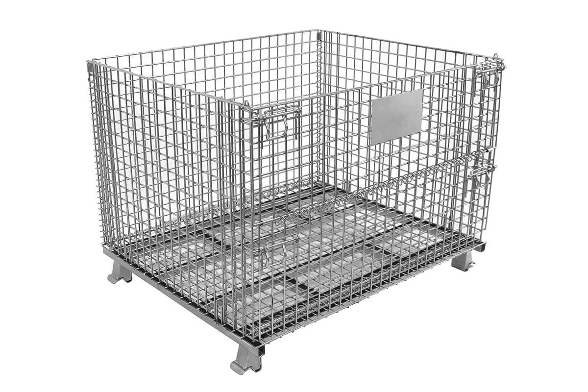 Large Industrial Wire Basket