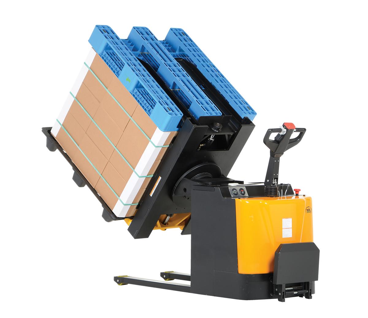 Portable Pallet Inverter