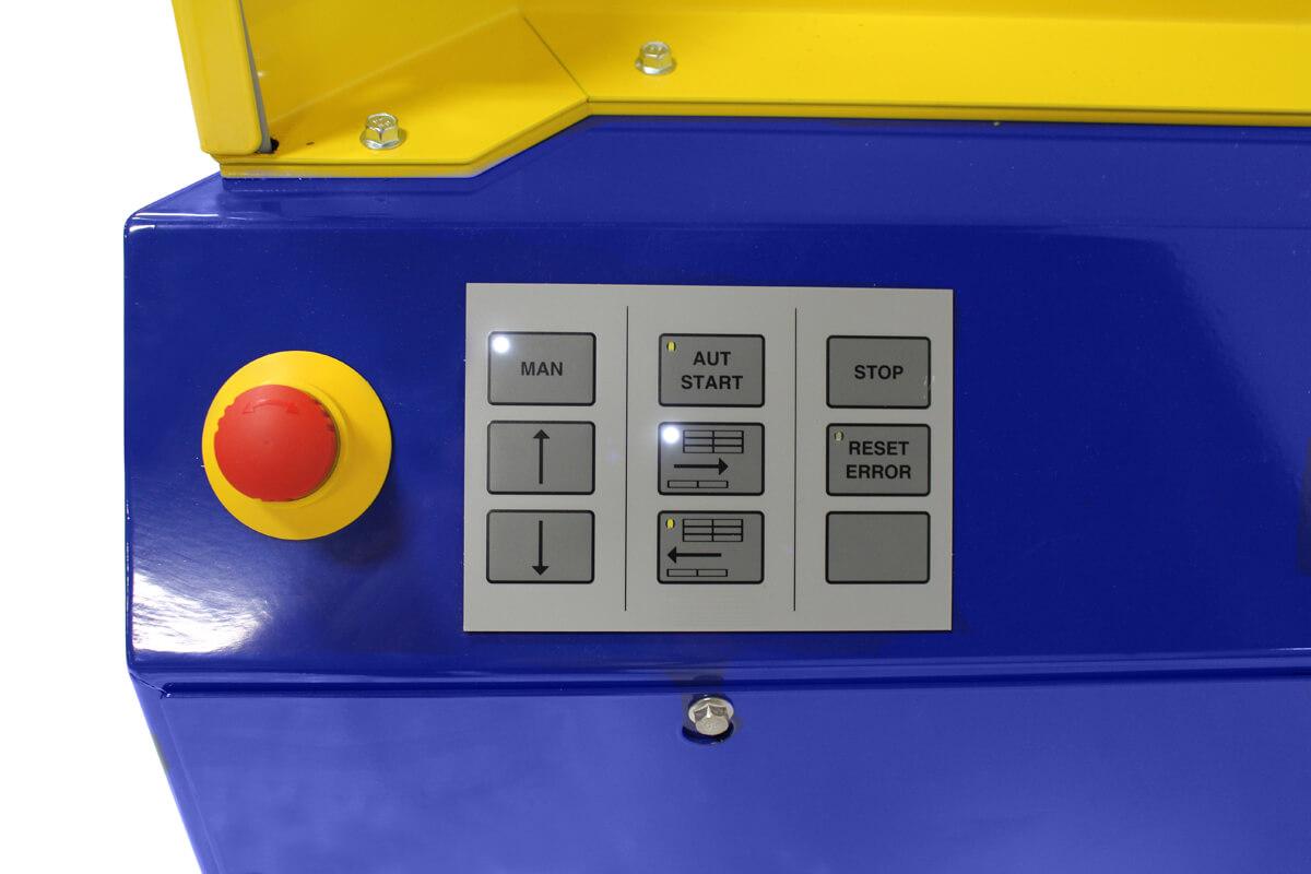Pallet Dispenser Controls