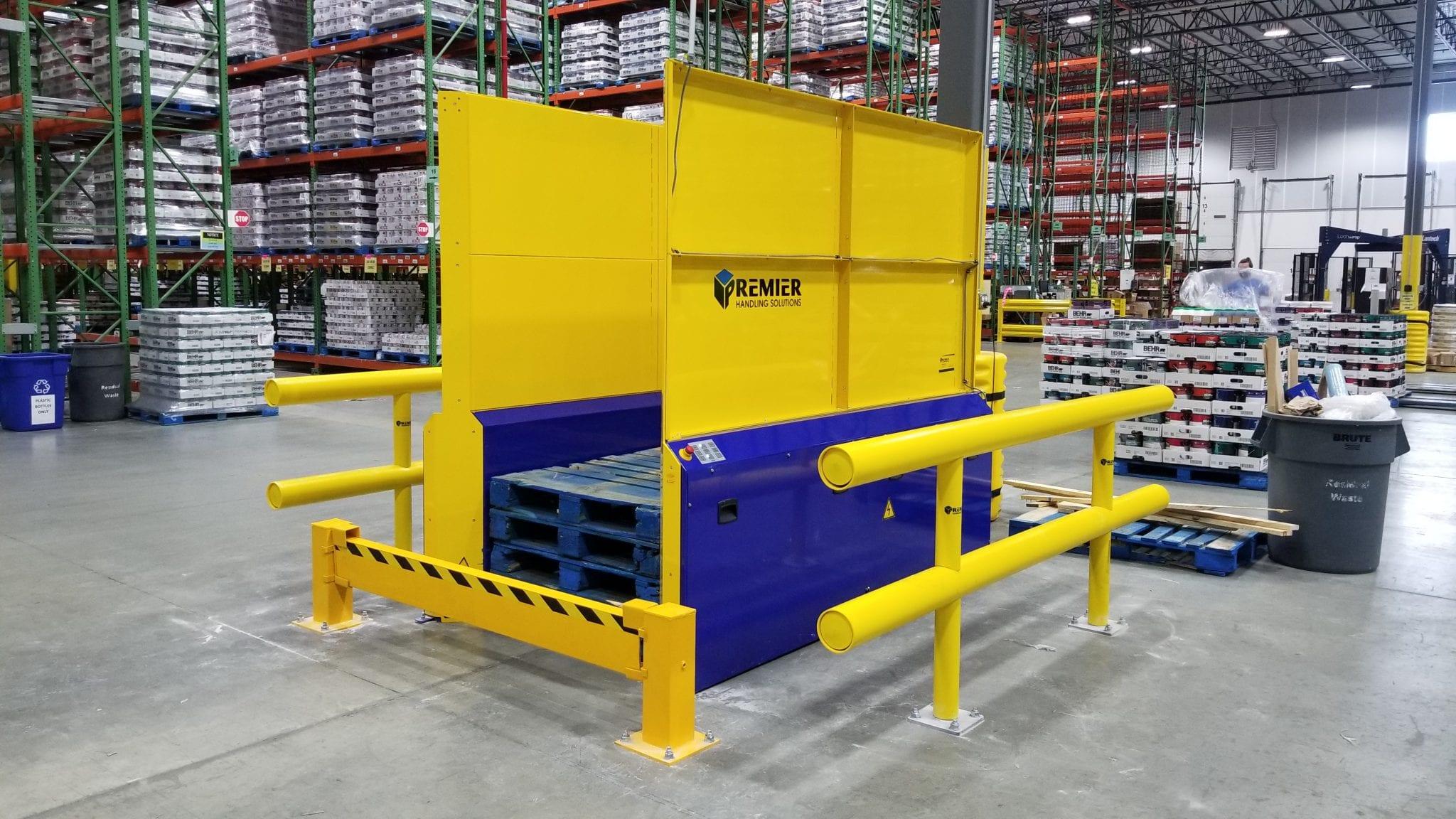 Pallet Dispenser Manufacturer