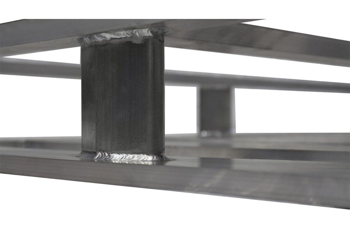Aluminum 4848 Pallet 2