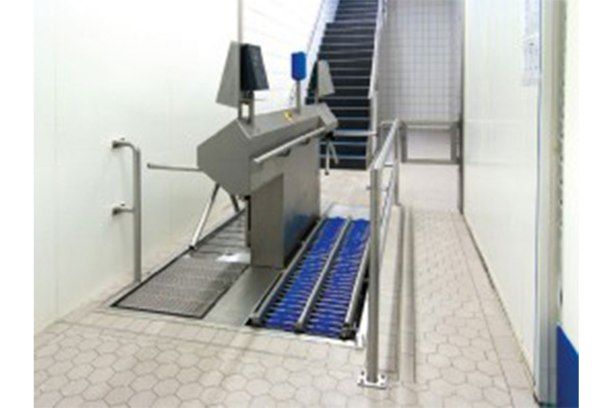 Combi Double (Sole Cleaning &Amp; Disinfection) 3