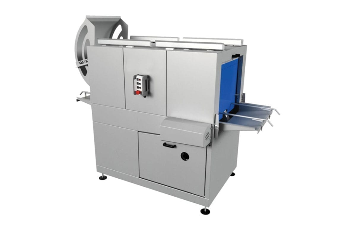 CRATE WASHER 1