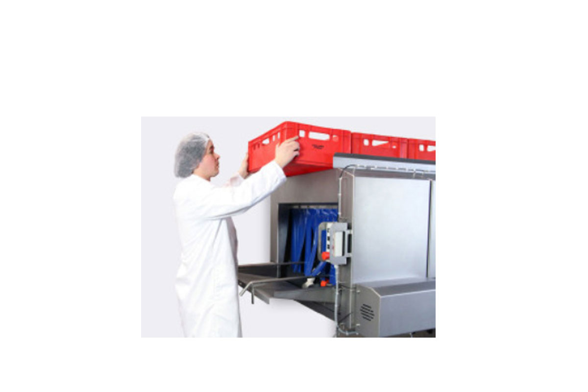 CRATE WASHER 3