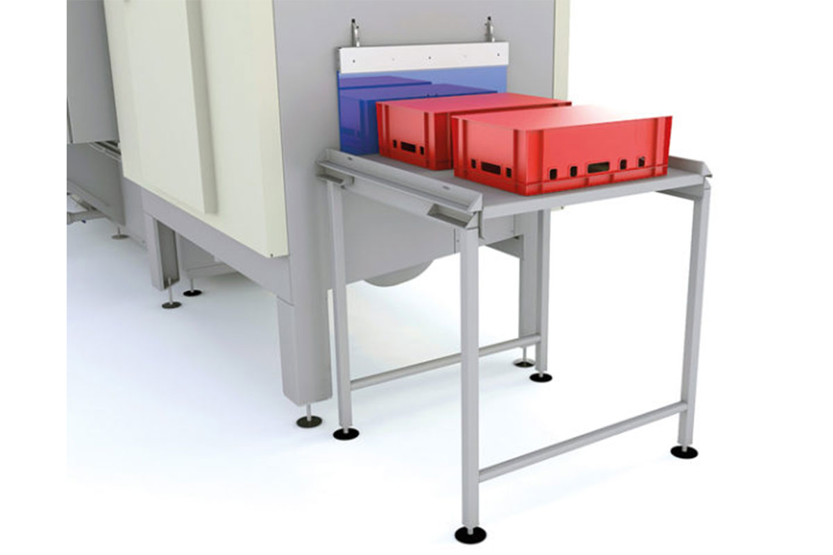 CRATE WASHER 4
