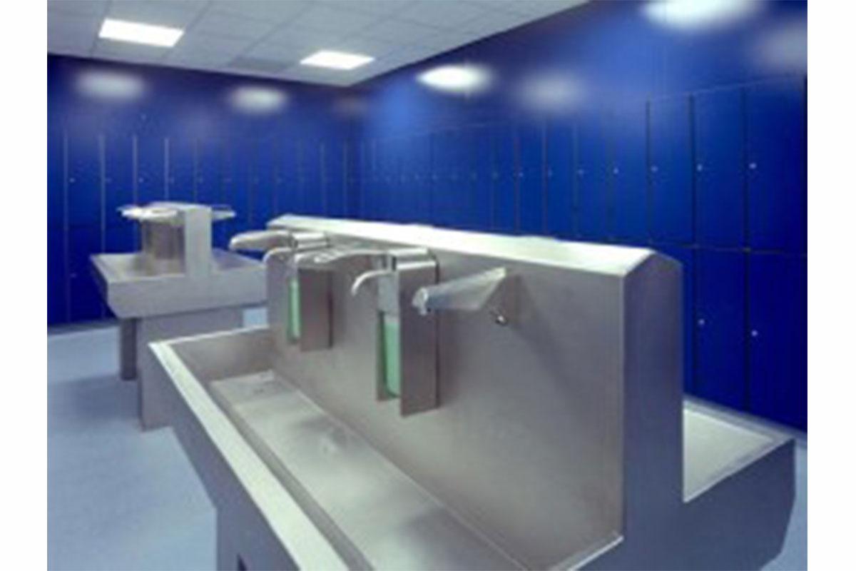 Double Wash Basins 3