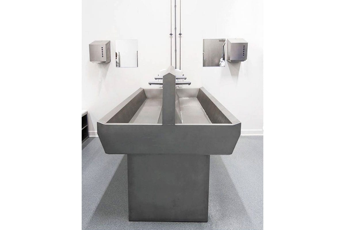 Double Wash Basins 2