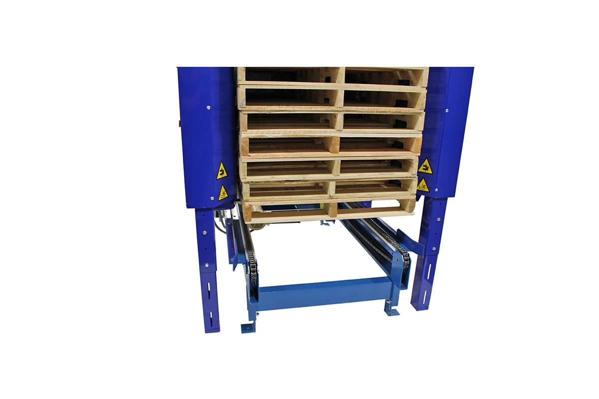 INLINE PALLET DISPENSER GMA PALLET 1