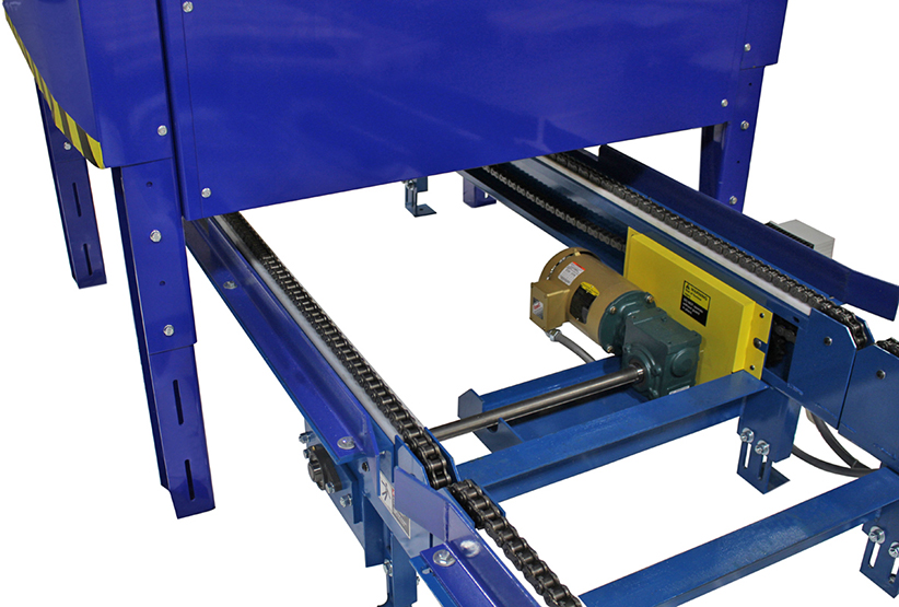 INLINE PALLET DISPENSER GMA PALLET 4