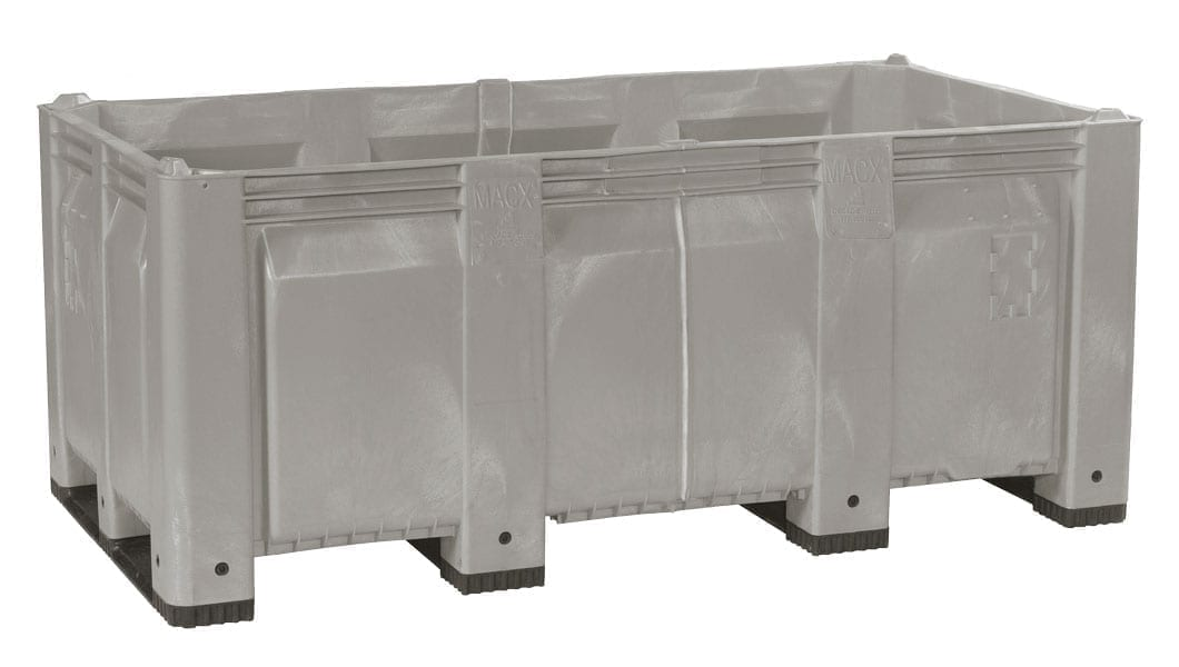 LONG SOLID WALL CUSTOM PLASTIC CONTAINER 1