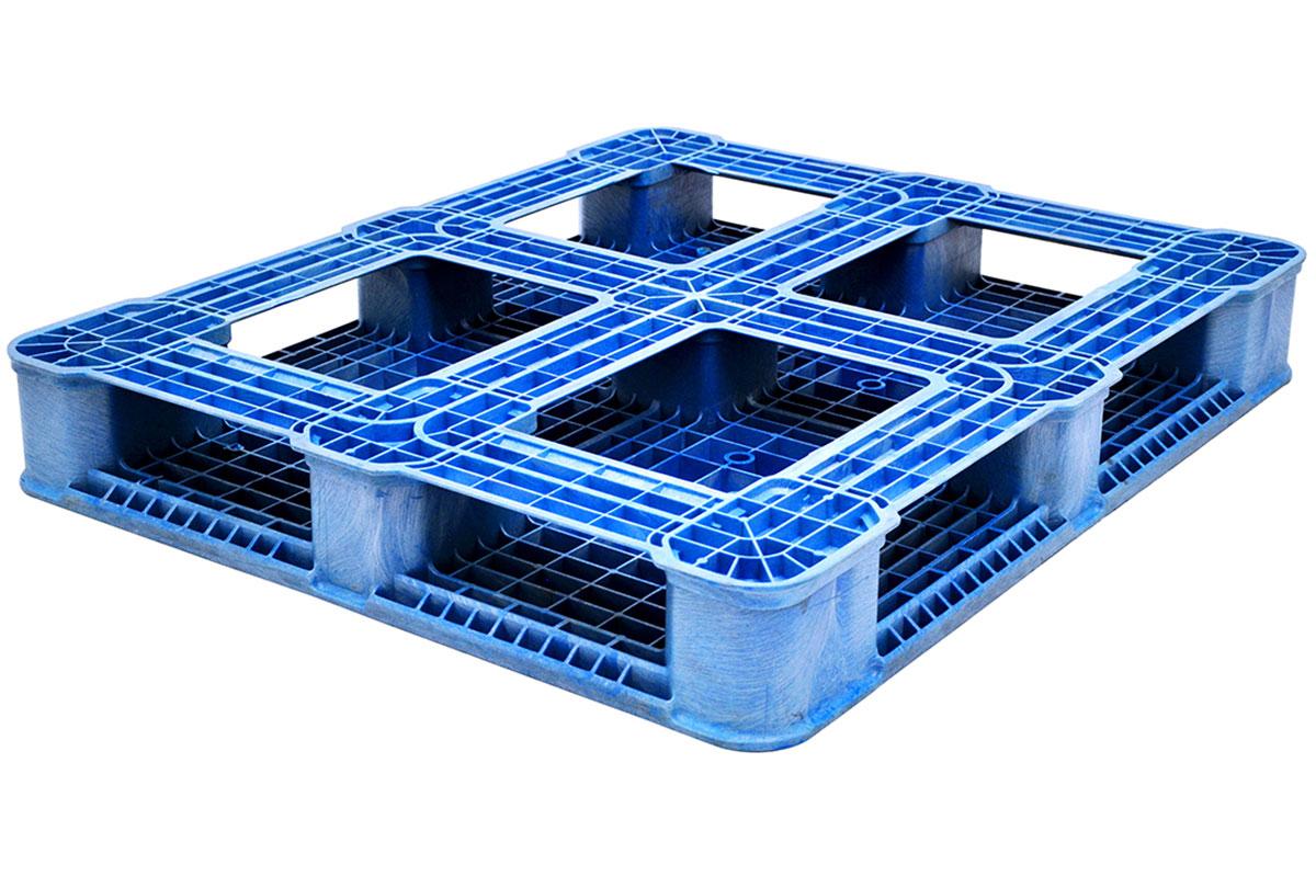 Rck 130 Plastic Pallet 1