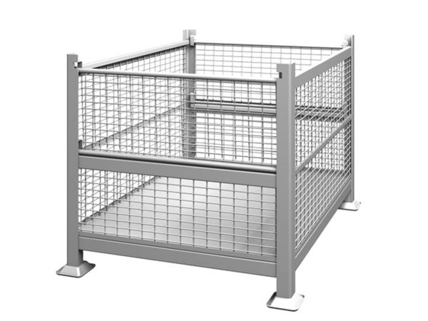 Rigid Wire Containers