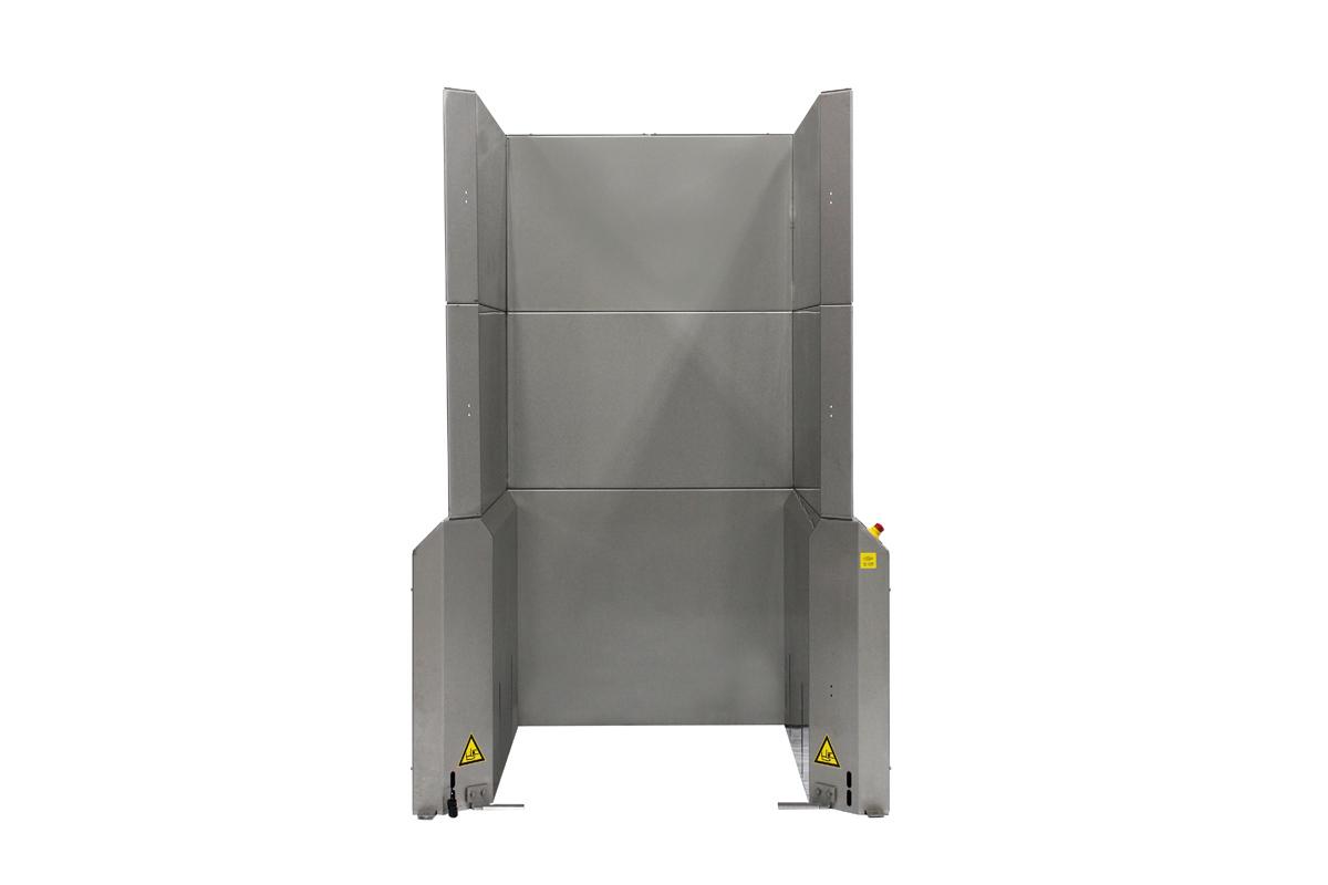 Stainless Pallet Dispenser 4
