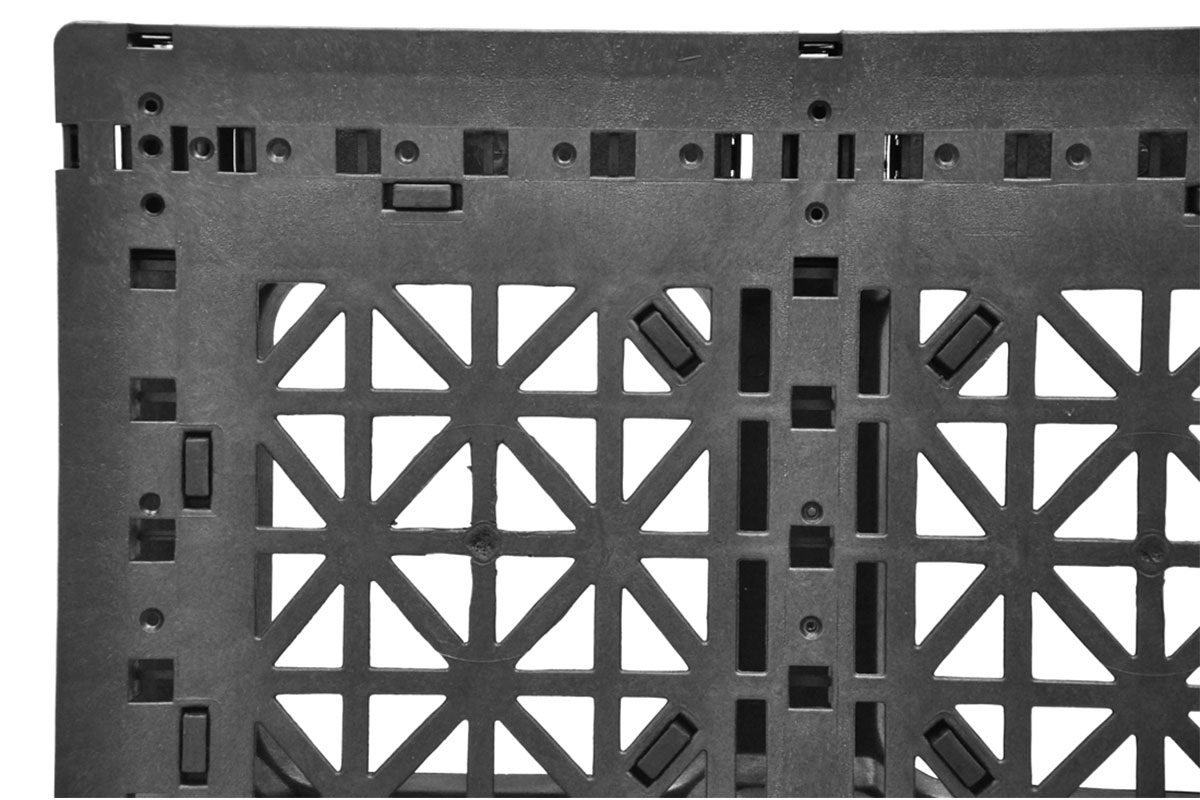 STK 295 | 1-ROD PLASTIC PALLET 4