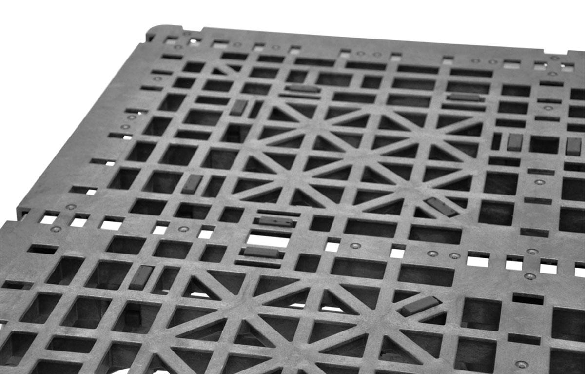 STK 295 | 1-ROD PLASTIC PALLET 5