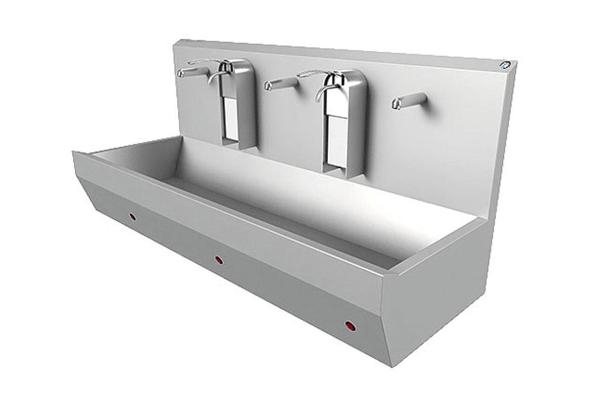 Wash Basins 1