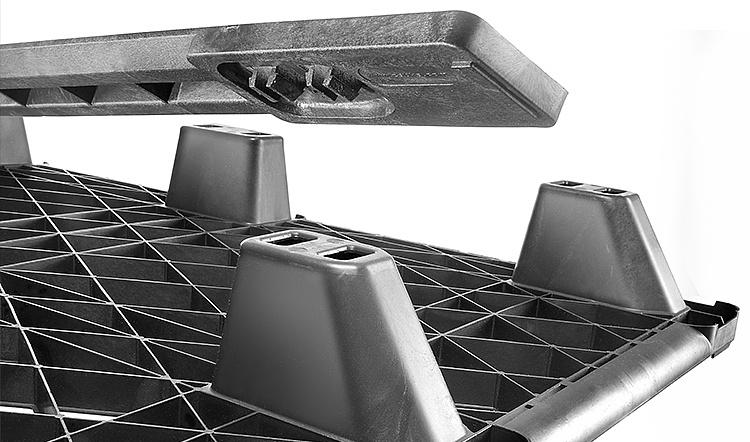 EXP 102 Export Pallet Removable Deck