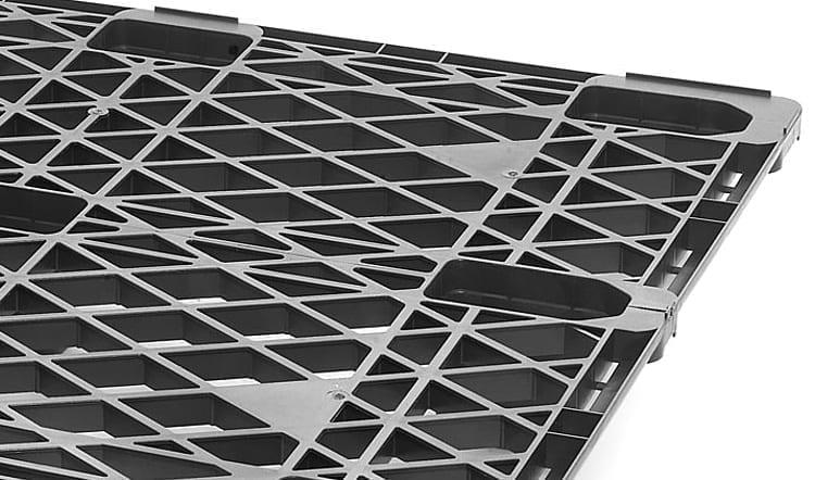 Premier EXP 100 Pallet Closeup