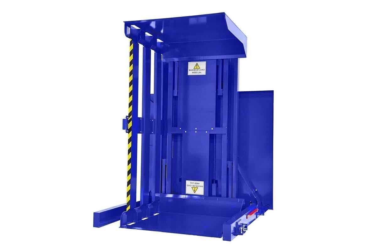 Dual Clamp Pallet Inverters