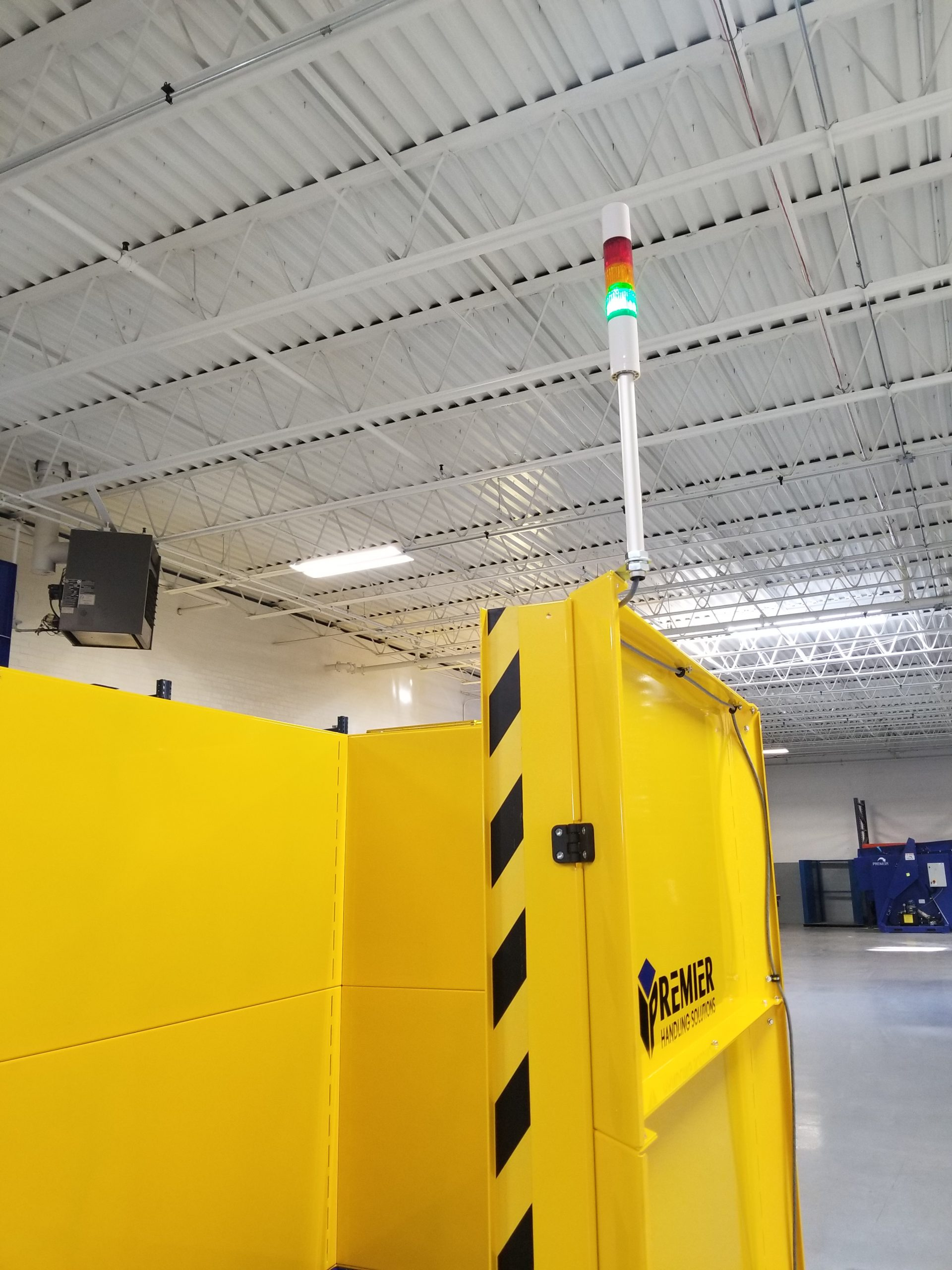 PALLET DISPENSER GMA PALLETS 6