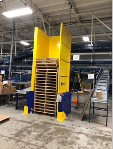 PALLET DISPENSER GMA PALLETS 1