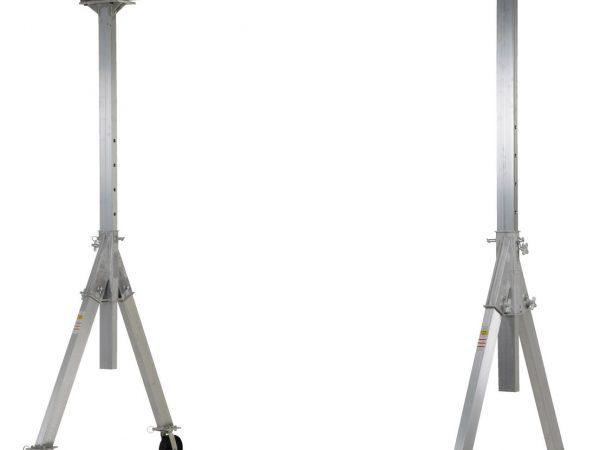 AHA-2-8-8 Aluminum Gantry Crane