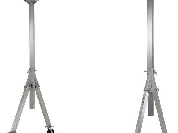 Vestil AHA-2-10-10 ALUMINUM GANTRY CRANE