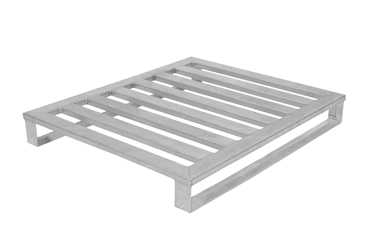 Aluminum Channel Pallet 1
