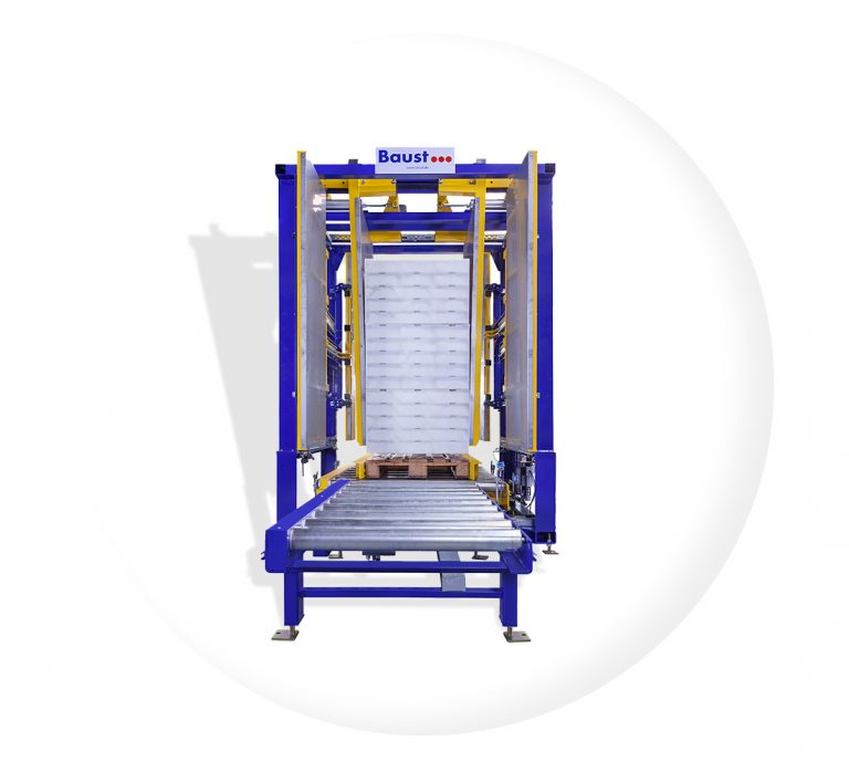 PW 500 Inline Pallet changer Large