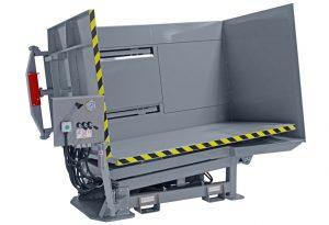 Distribution Center Freezer Spacer Removal System