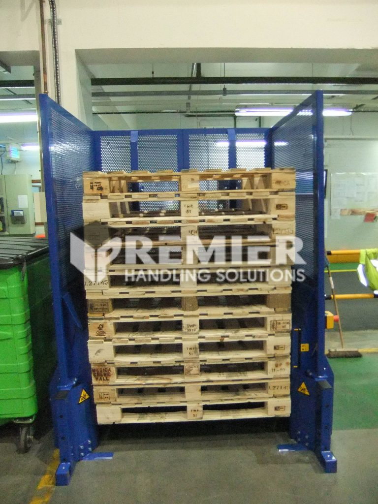 How To Use A Pallet Dispenser 29