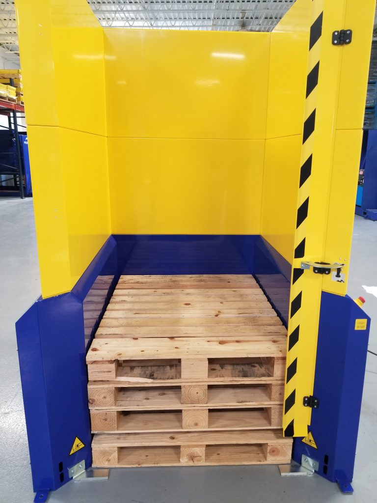 How To Use A Pallet Dispenser 20