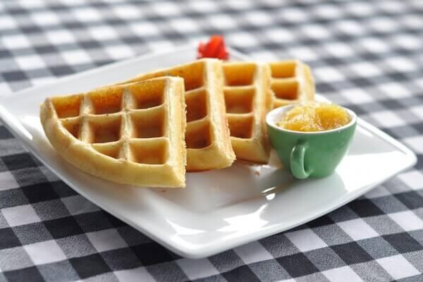 Eggo Waffles By Kelloggs