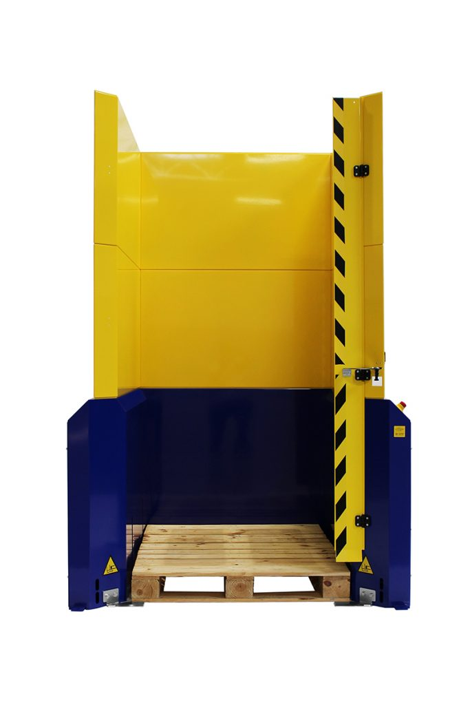 How To Use A Pallet Dispenser 19