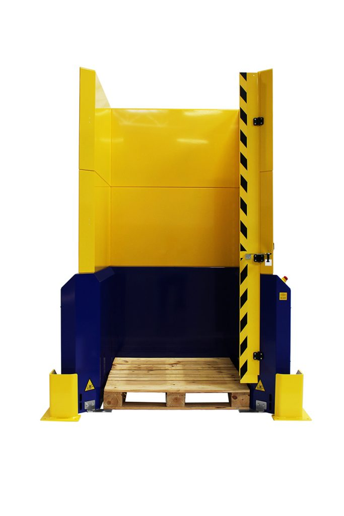 How To Use A Pallet Dispenser 24