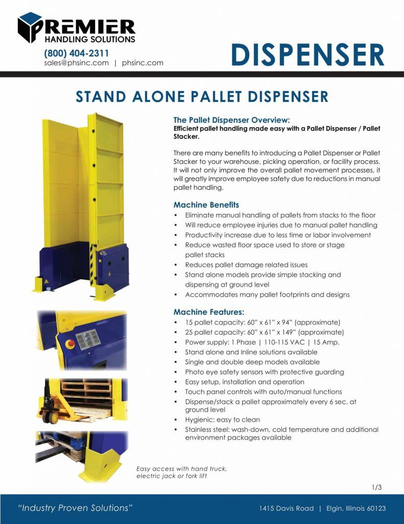 How To Use A Pallet Dispenser 8