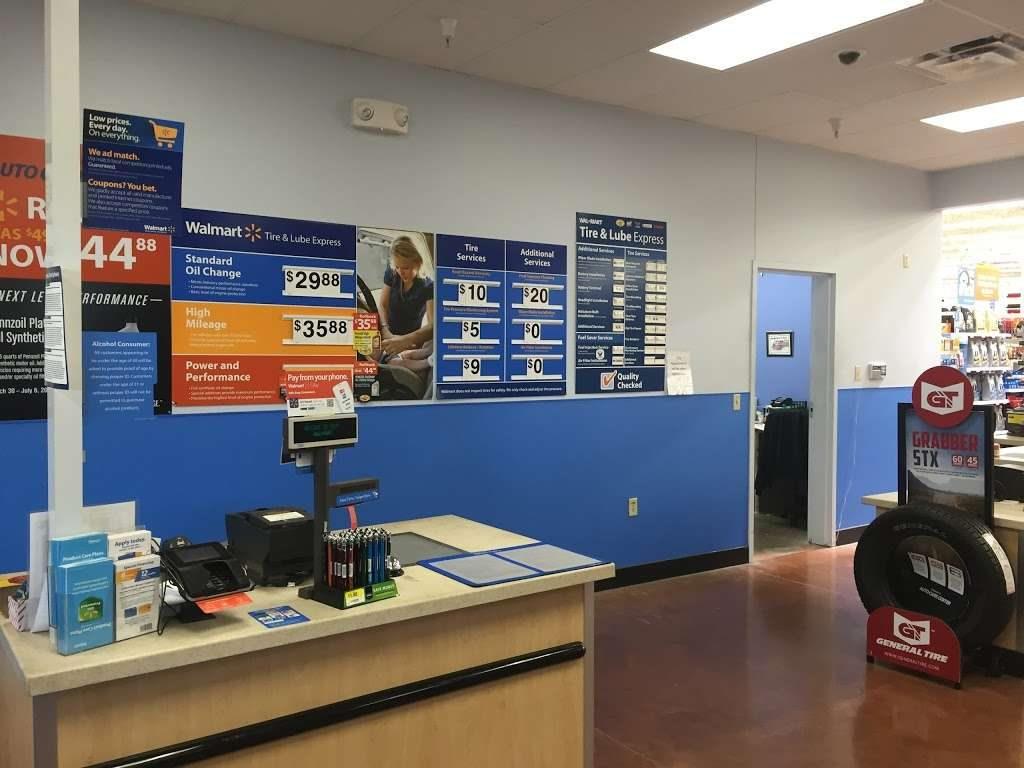 Walmart Tire Center