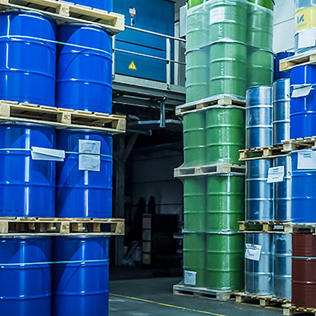 55 Gallon Drum Industries 2