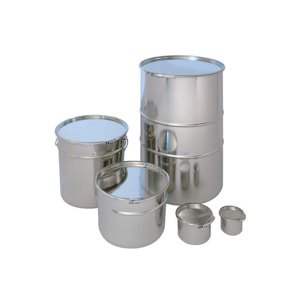 55 Gallon Drum Industries 1