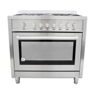Stainless-Steel-Stove